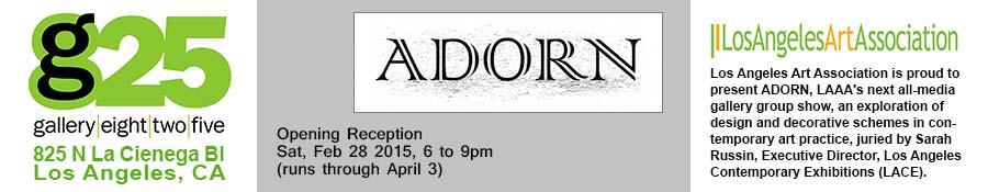 Adorn - Gallery 825