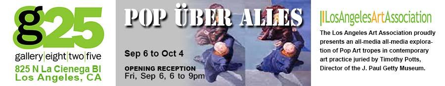 POP UBER ALLES - Gallery 825